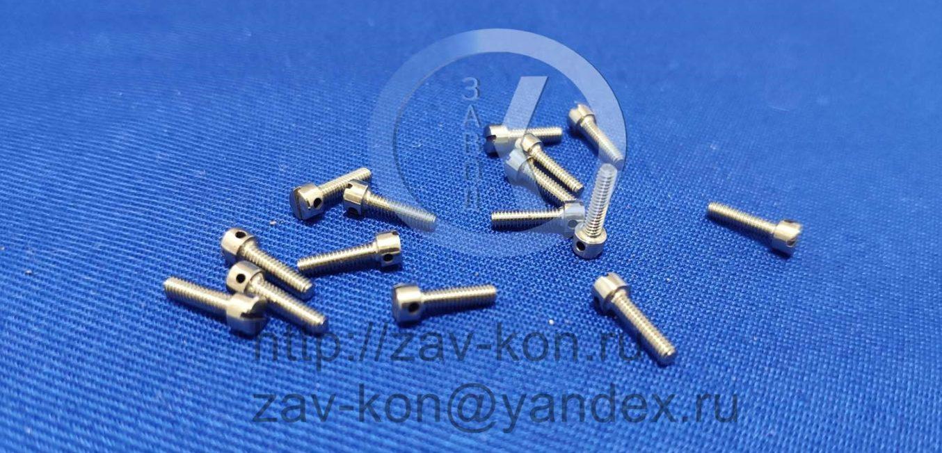 Винт М2-6gx 8.21 ОСТ 92-0726-72