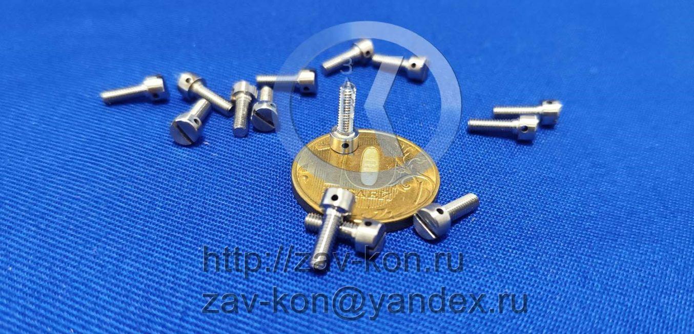 Винт М2,5-6gx8.21 ОСТ 92-0726-72 (2)
