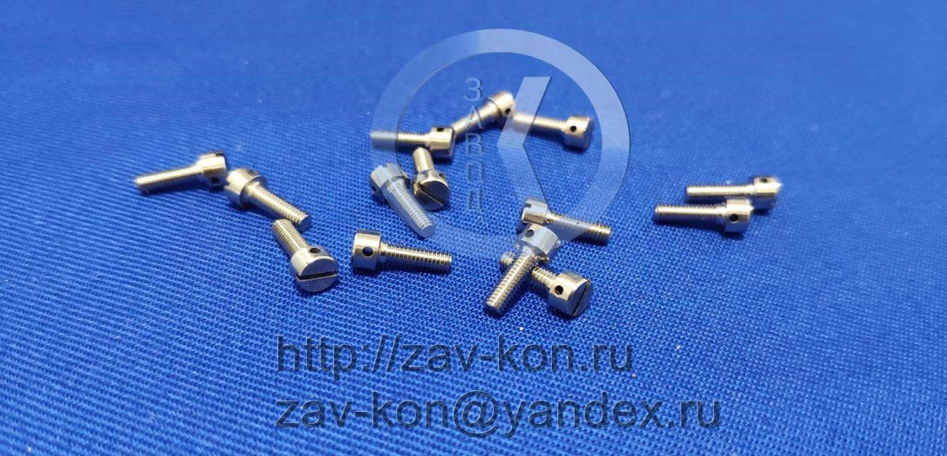 Винт М2,5-6gx8.21 ОСТ 92-0726-72 (3)