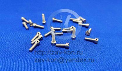 Винт М3-6gx10.21.11 ОСТ 92 0726-72