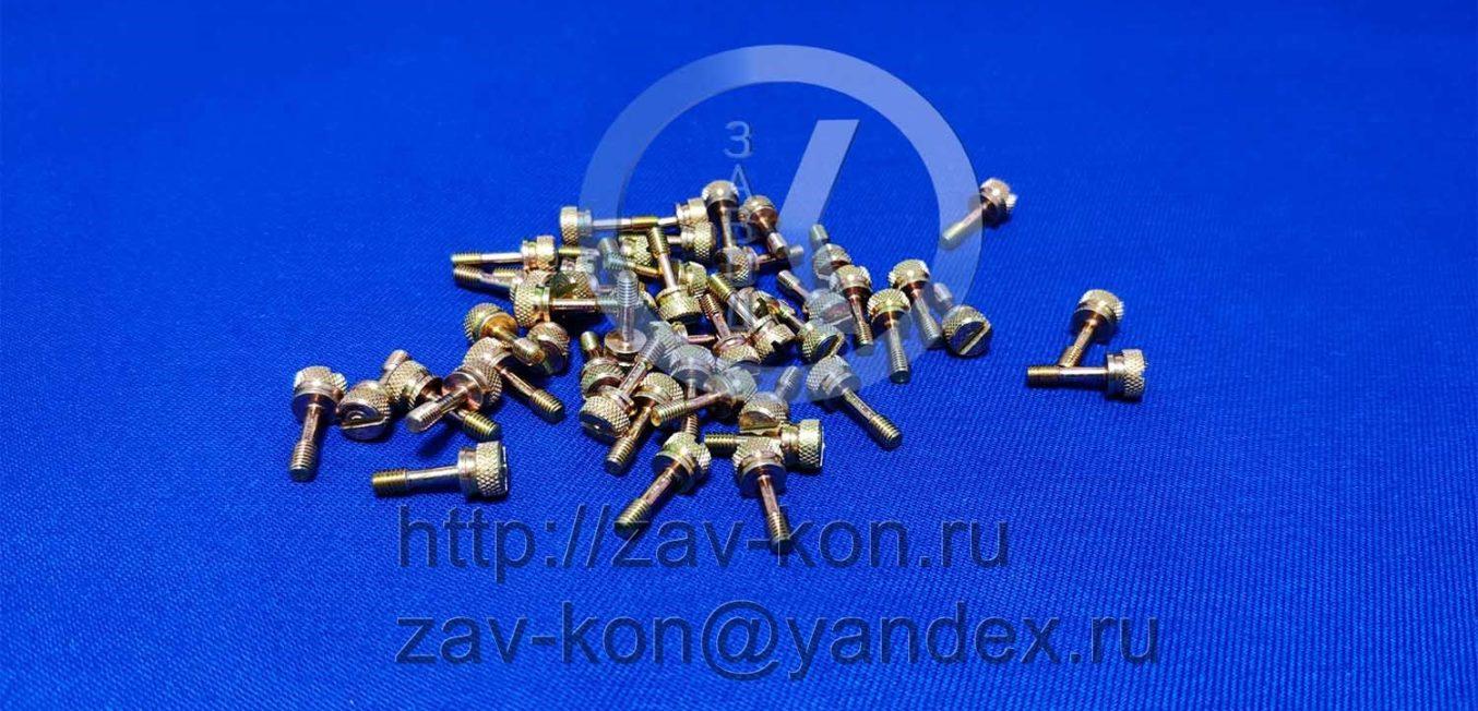 Винт М3-6gx10.58.016 ГОСТ 10344-80