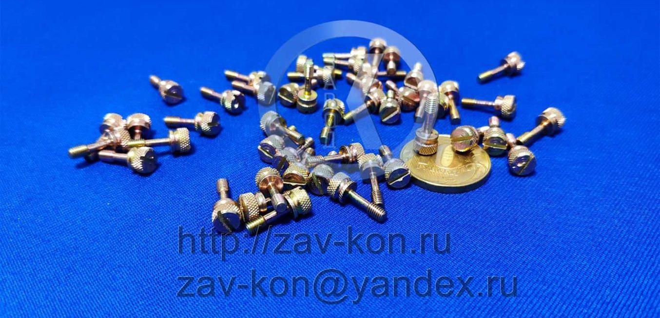 Винт М3-6gx10.58.016 ГОСТ 10344-80 (3)