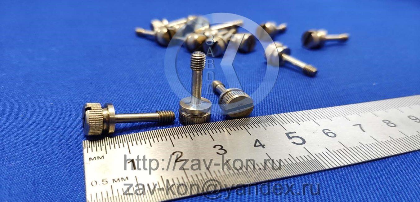 Винт М4-6gx.16.21.12X18H10T ГОСТ 10344-80 (2)