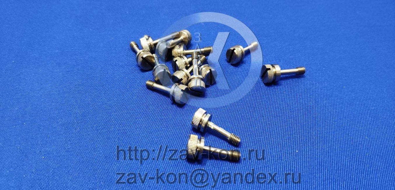 Винт М4-6gx.16.21.12X18H10T ГОСТ 10344-80 (3)