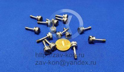 Винт М4-6gx.16.21.12X18H10T ГОСТ 10344-80