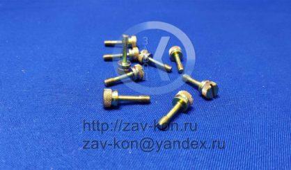 Винт М4-6gx20.58.013 ГОСТ 10344-80 (2)