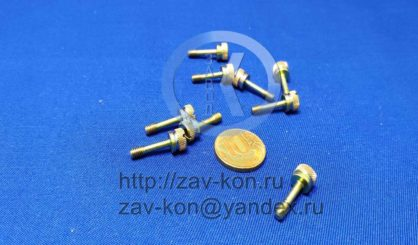 Винт М4-6gx20.58.013 ГОСТ 10344-80 (3)
