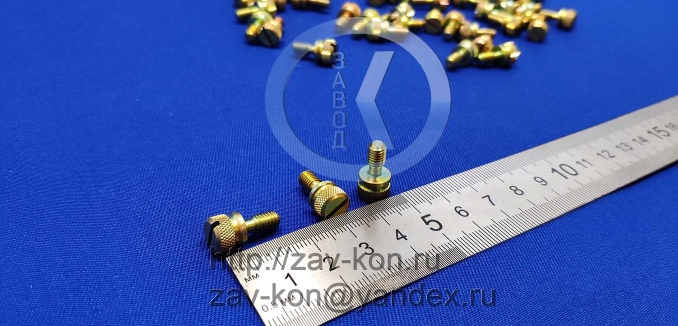 Винт М5-6gx10.36.013 ГОСТ 10344-80