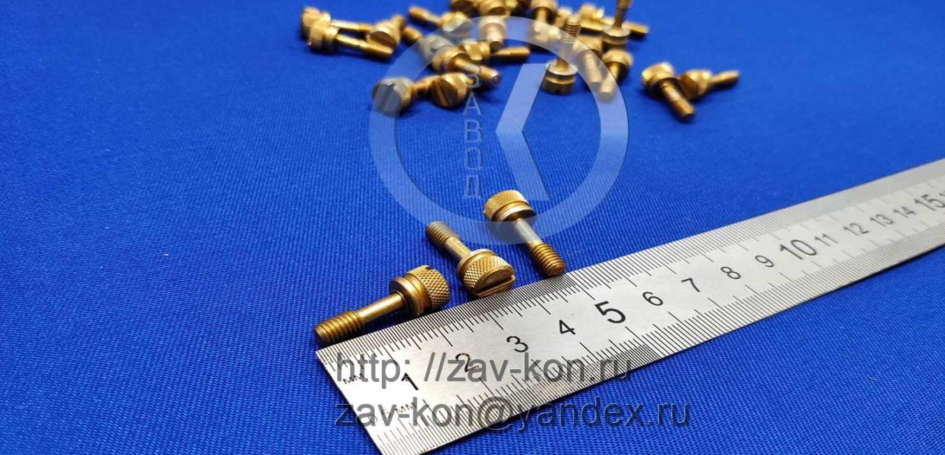 Винт М5-6qx16.58.013 ГОСТ 10344-80 (3)