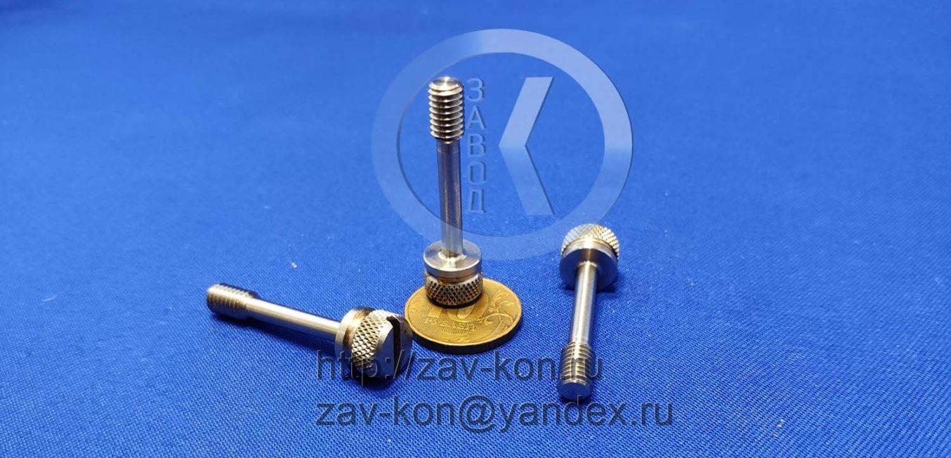 Винт М6-6gx32.21.12X18H10 ГОСТ 10344-80 (2)