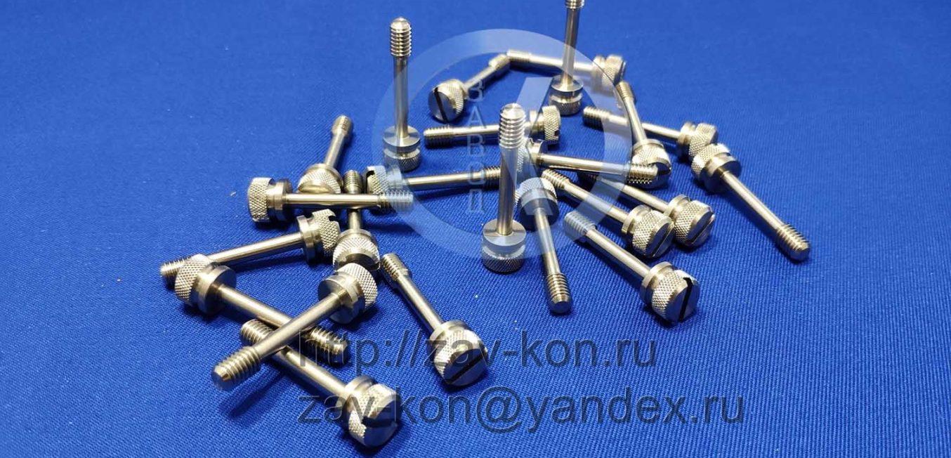 Винт М6-6gx32.55.00 ГОСТ 10344-80