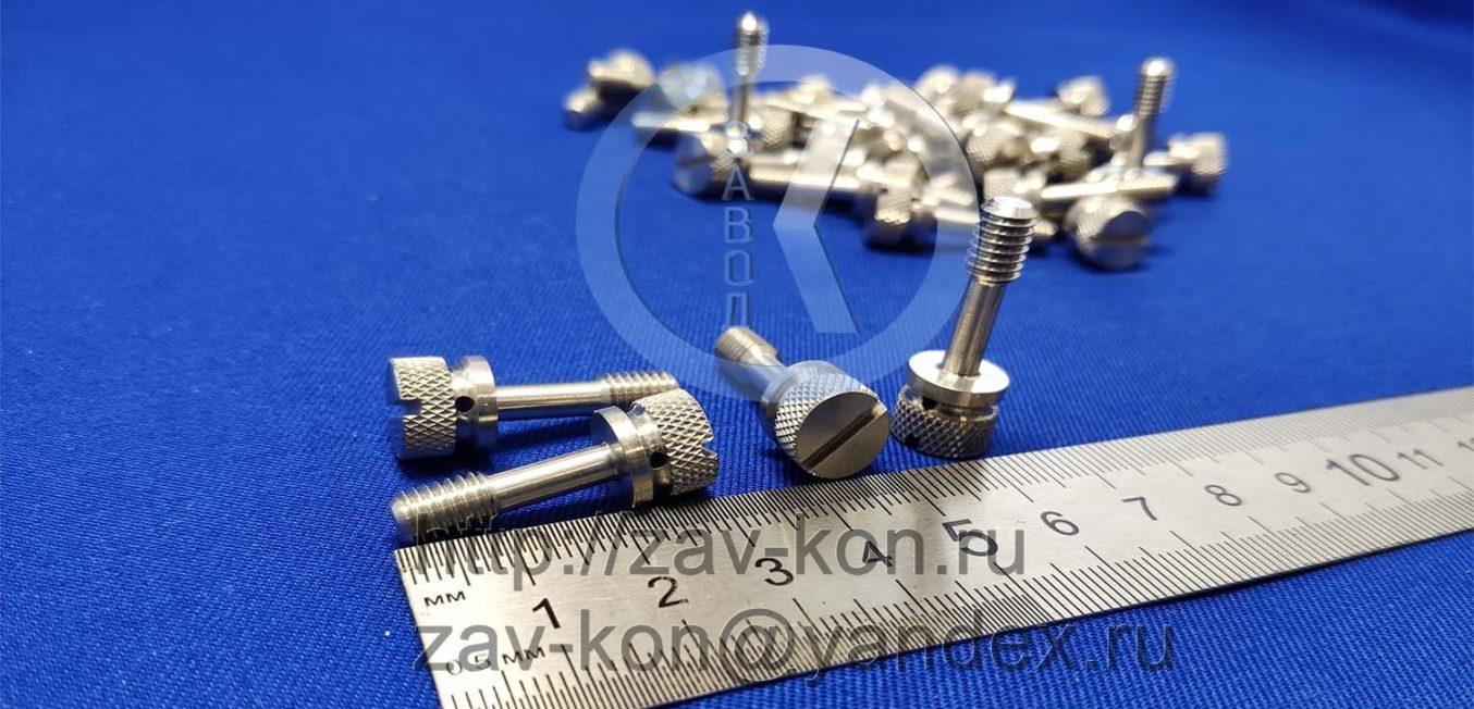 Винт 2М6-6gx20.21.12X18H10T.11 ГОСТ 10344-80 (2)