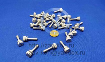 Винт 2М6-6gx20.21.12X18H10T.11 ГОСТ 10344-80