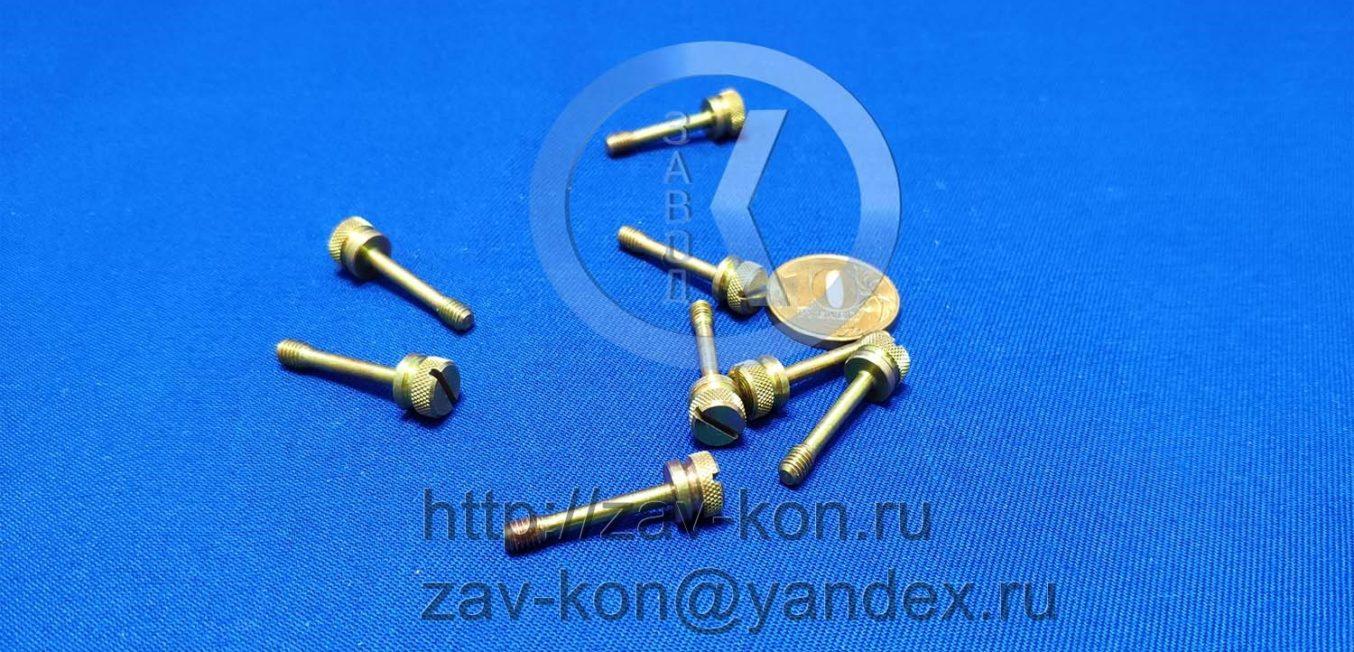 Винт AM4-6дx22.58.013 ГОСТ 10344-80 (3)