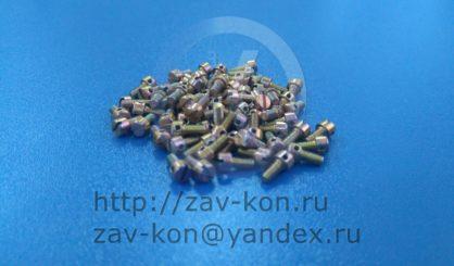 Винт 2,5-5-Ц3.хр ОСТ 1 31521-80