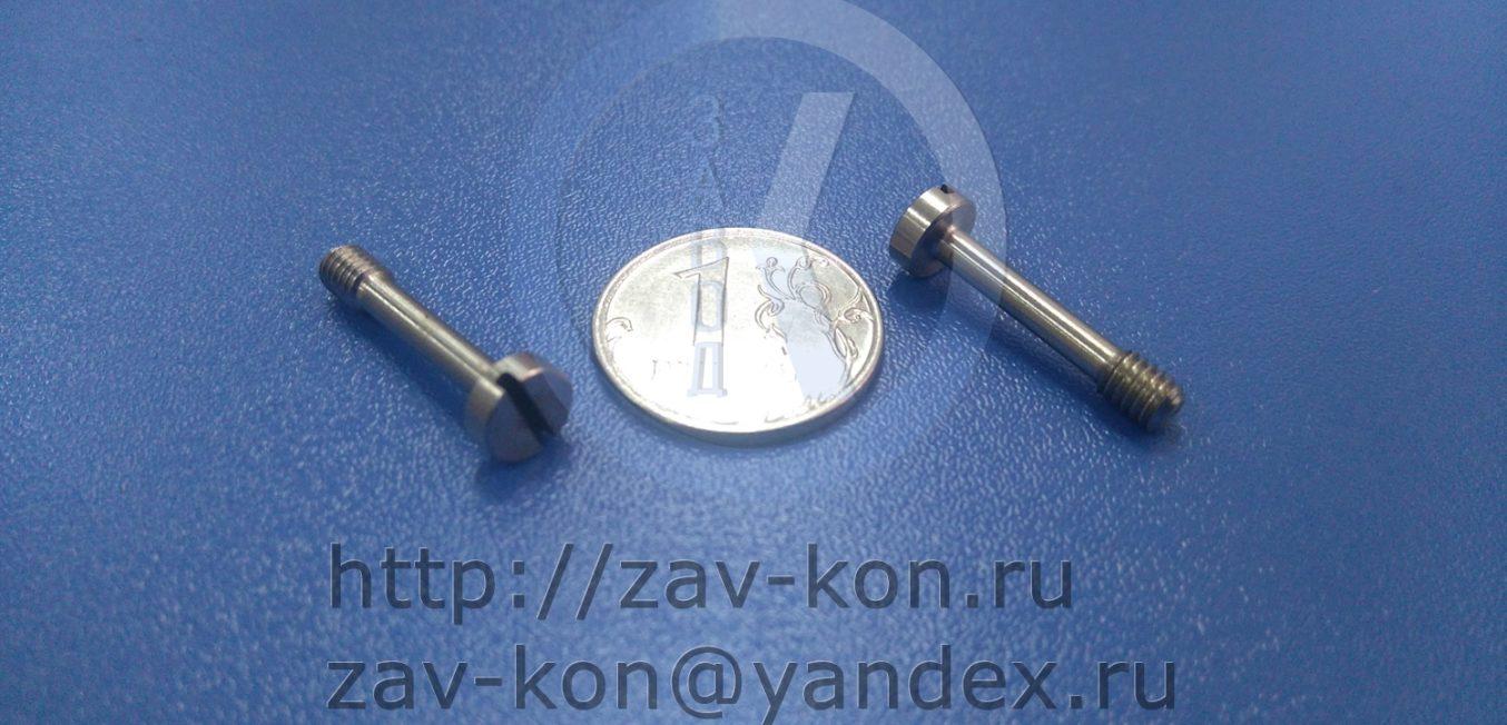 Винт М4-6gх20.21.12Х18Н10Т ГОСТ 10336-80