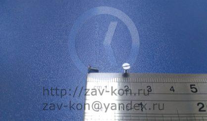 Винт М2-5-58-А2А ГОСТ Р ИСО 2009-2013
