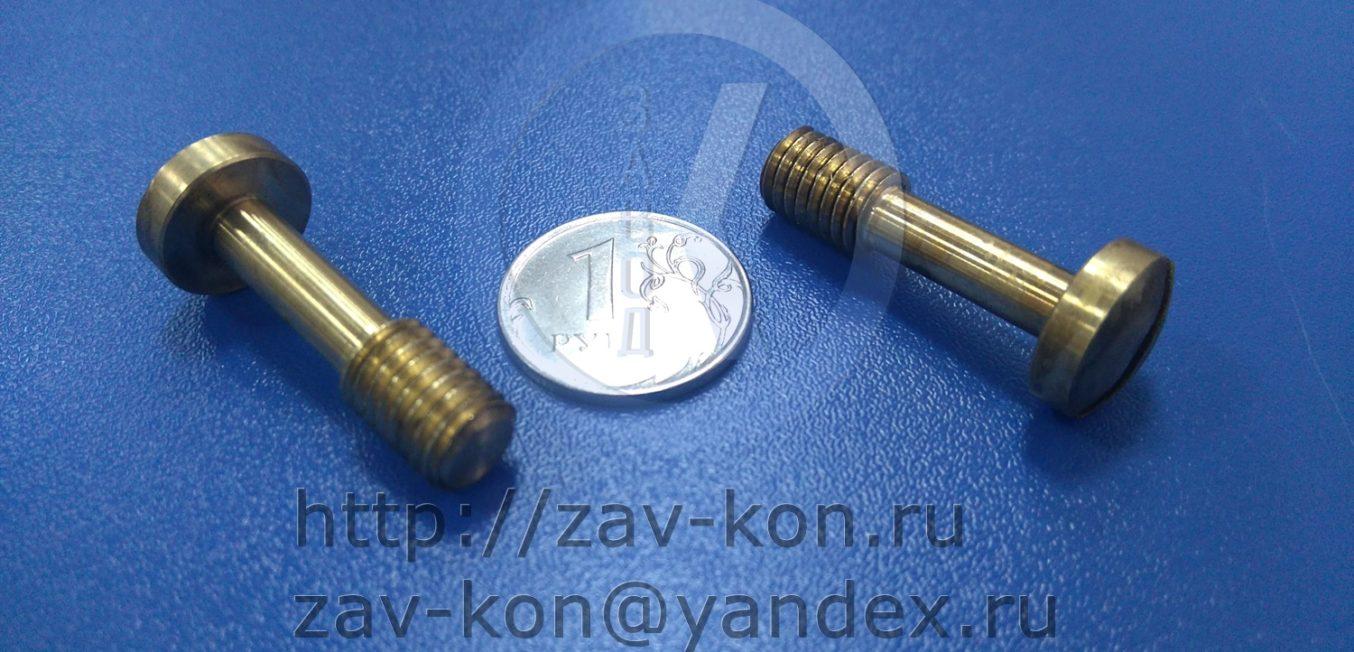 Винт М8-6gx28.32.ЛС59 ГОСТ 10337-80