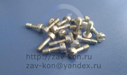 Винт 2М4-6gх12.88.40Х.093 ГОСТ 10336-80