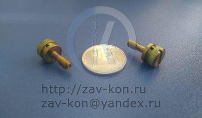 Винт 2М4-6gx10.58.016 ГОСТ 10344-80