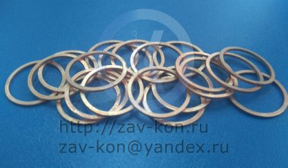 Кольца 21-1-1 ОСТ 1 10292-71