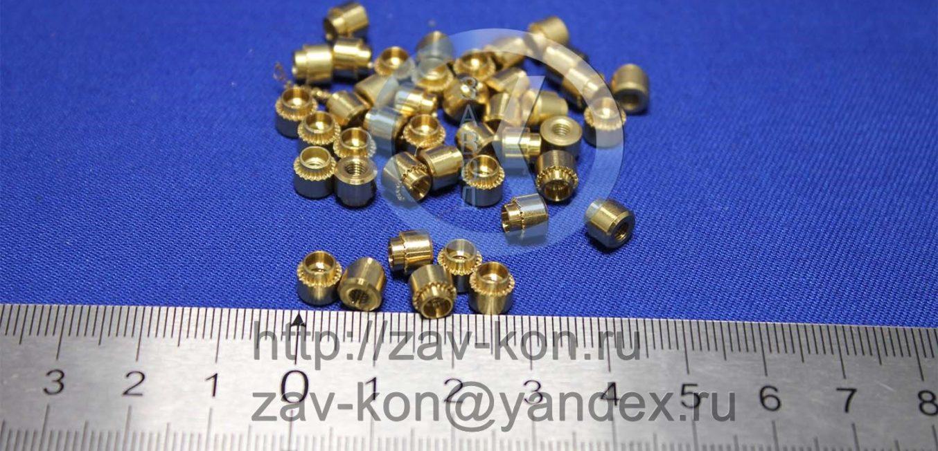 Втулки 1-9 ОСТ 1 10775-72 (3)