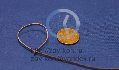 Хомут кабельный металлический БПМТ.745132