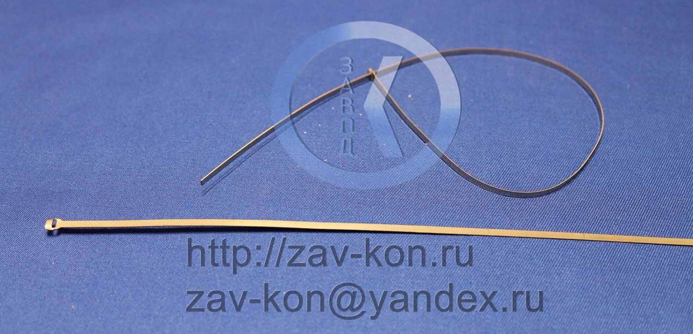 Хомут кабельный металлический БПМТ.745132.001 (2)