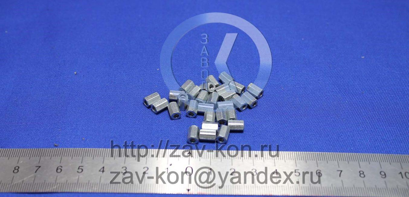 Стойка 2HM2,5×8-58.016 ГОСТ 20865-81