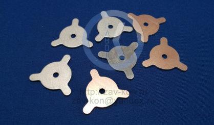 Пластина-ОСТ4.209.007-82-1